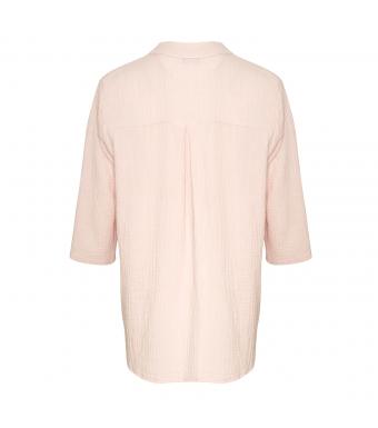 Tiffany Skjorta 17661 Double Cotton Rose
