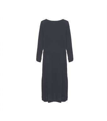 181016 Long Dress, Dark Grey