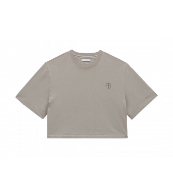 Anine Bing Tori Sweatshirt A-08-5186, Green Khaki