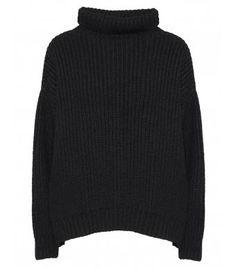 Anine Bing Sydney Sweater A-09-0102, Black