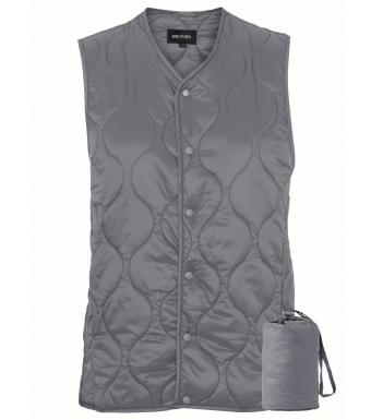 Meotine Paddy Vest, Grey