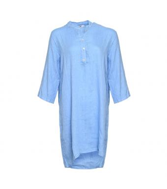 17690 Shirt/dress Linen, Little Boy Blue