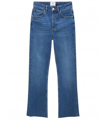 Anine Bing Lara Jeans A-06-3089, Mid Indigo