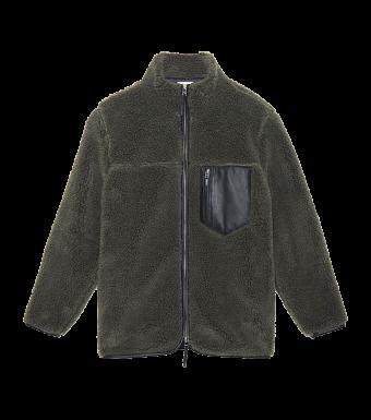 Anine Bing Ryder Jacket A-01-7024, Olive