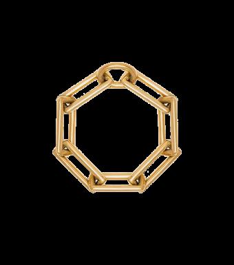 Anine Bing Chunky Link Bracelet A-15-1199, Gold