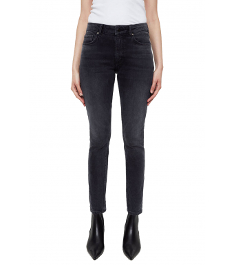 Anine Bing Gabe Jeans, Coal
