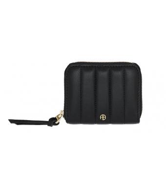 Anine Bing Nova Wallet A-13-4080, Black