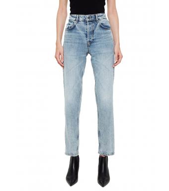Anine Bing Sonya Jeans A-06-1100-435, Tvättad Blå