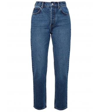 Anine Bing Sonya Jeans A-06-1100-435, Mid Indigo