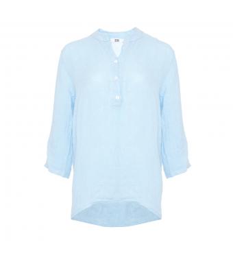 Tiffany Linneskjorta 17661 Light Blue