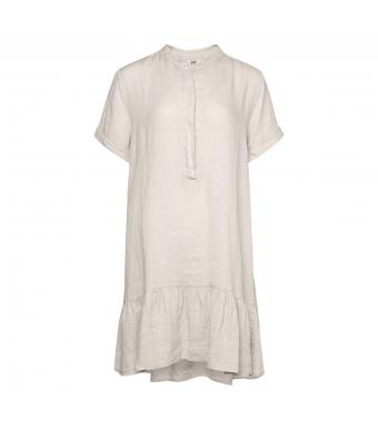 Tiffany 191612 Epsi Short Dress Linen, Beige