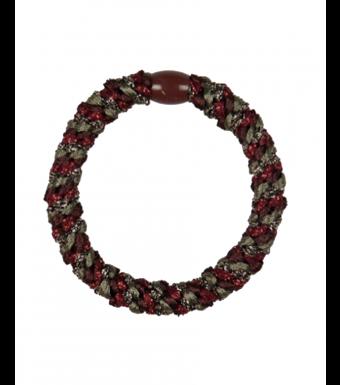 Kknekki Hårband Camo Bordeaux