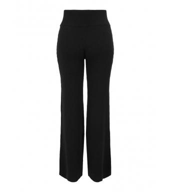 Fronten af sorte bukser fra Ella & Il