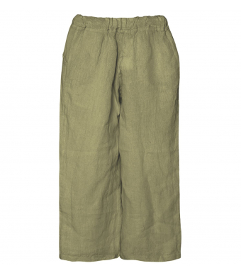Tiffany 18870 Mini Pants Linen, Army