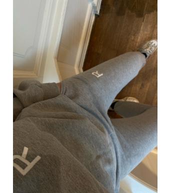 Ragdoll LA Jogger Pants, Heather Grey