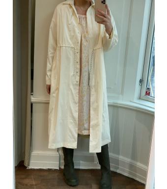 REMAIN Violaine Coat Rm137, Vanilla Ice
