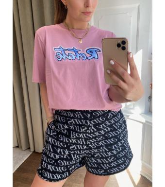 Rotate Sunday Asvera T-shirt Rotate Rt460, Lilas