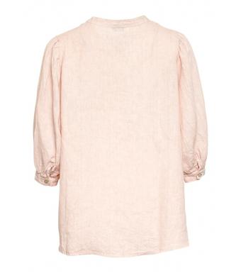 Tiffany Ebbi Top Linen, Rose