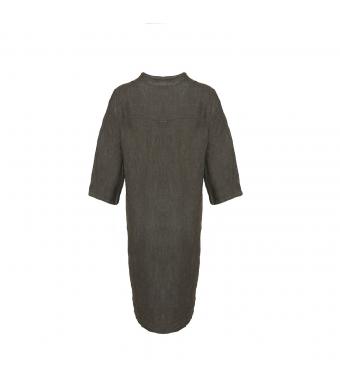 Tiffany Linneskjorta 17690 Mörkgrå