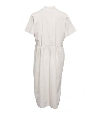 Tiffany Klänning 191391 Cotton Beige