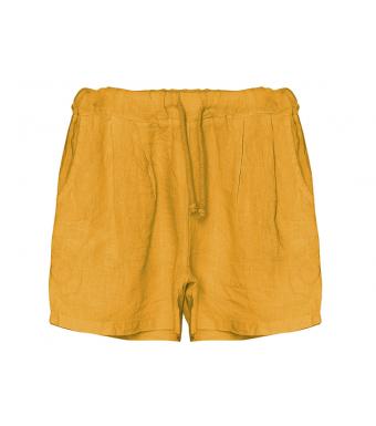 17691 mini shorts senape