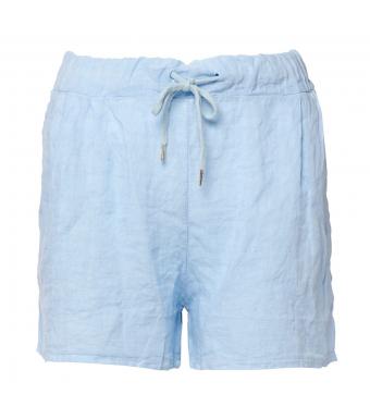 Tiffany 17691 Shorts Linen, Light Blue