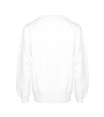 Anine Bing Sweater Ramona Monogram Vit