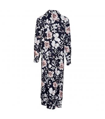 Tiffany Skjortklänning 181168 Big Floral