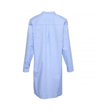 Tiffany Ella Shirt Cotton, Light Blue